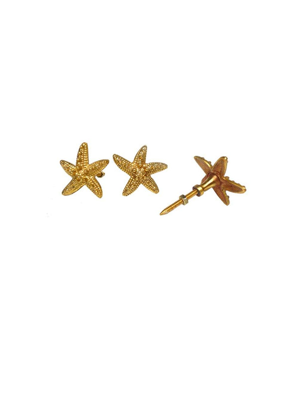 Doing Goods Seastar door Knob (set of 2) - 1love2hugs3kisses Ibiza