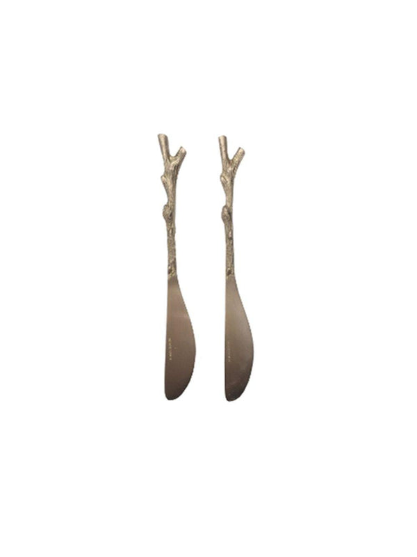 Doing Goods Twiggy Butter knife set of 2 - 1love2hugs3kisses Ibiza