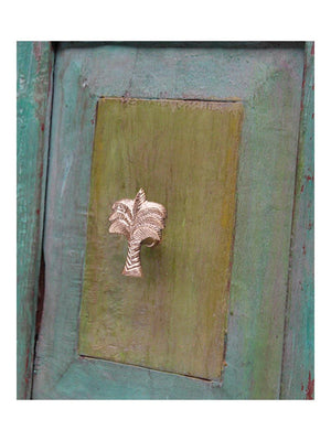 Doing Goods Wanda Palmtree door Knob - 1love2hugs3kisses Ibiza