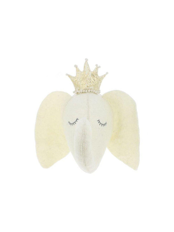 Fiona Walker England Dreamy Elephant Animal Head - 1love2hugs3kisses Ibiza