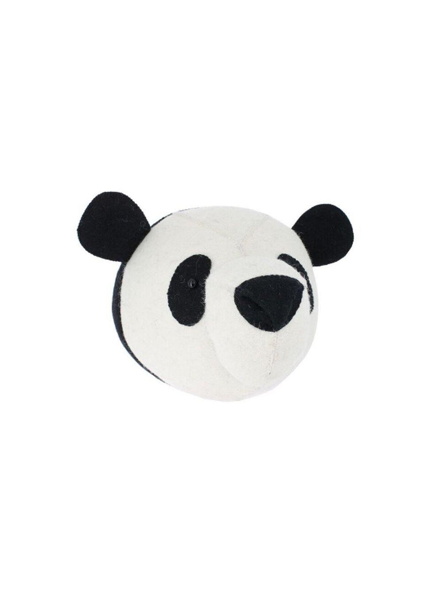 Fiona Walker England Panda Large Animal Head - 1love2hugs3kisses Ibiza