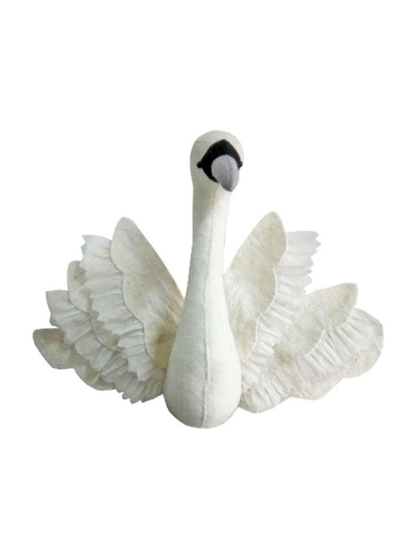 Fiona Walker England Swan Large Animal Head - 1love2hugs3kisses Ibiza