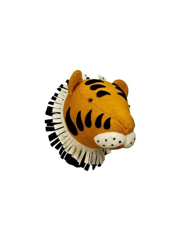 Fiona Walker England Tiger Large Animal Head - 1love2hugs3kisses Ibiza