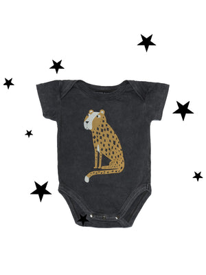 Zuttion Onesie Cheetah - 1love2hugs3kisses Ibiza