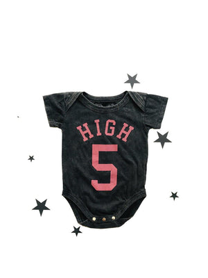 Zuttion Onesie High Five