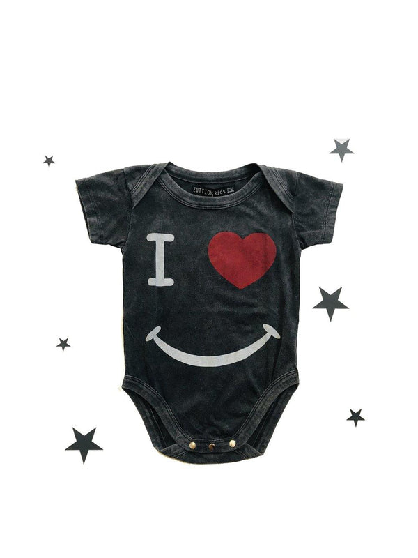 Zuttion Onesie New Smiley - 1love2hugs3kisses Ibiza