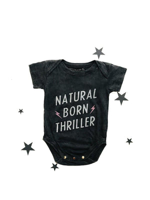 Zuttion Onesie Natural Born Thriller - 1love2hugs3kisses Ibiza