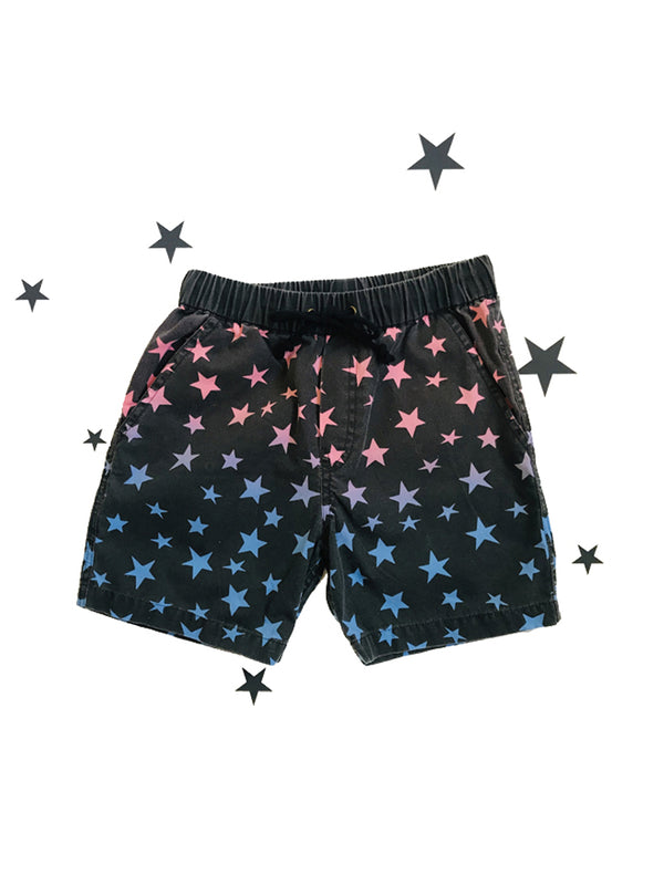 Zuttion Shorts Star gradient