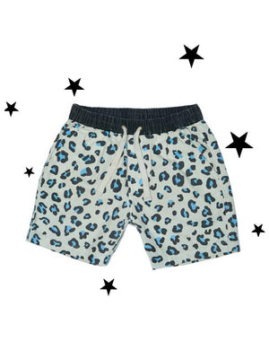 Zuttion Shorts Leopard - 1love2hugs3kisses Ibiza