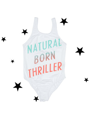 Zuttion Swimsuit Natural Born Thriller