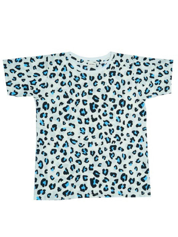 Zuttion T-shirt Leopard