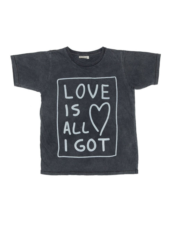 Zuttion T-shirt Love Is All I Got