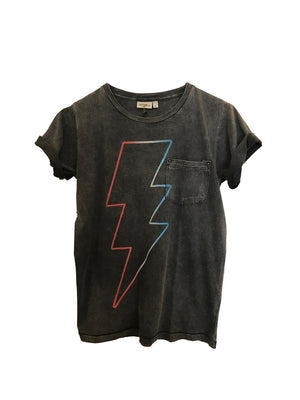 Zuttion T-shirt Lightning Bolt
