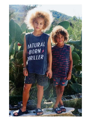 Zuttion Tank Top Natural Born Thriller - 1love2hugs3kisses Ibiza