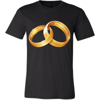 Shabbat Rings Mens Shirt