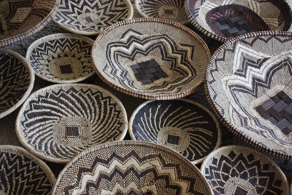 Tonga Plateau baskets from Zambia, have arrived and are on sale now!