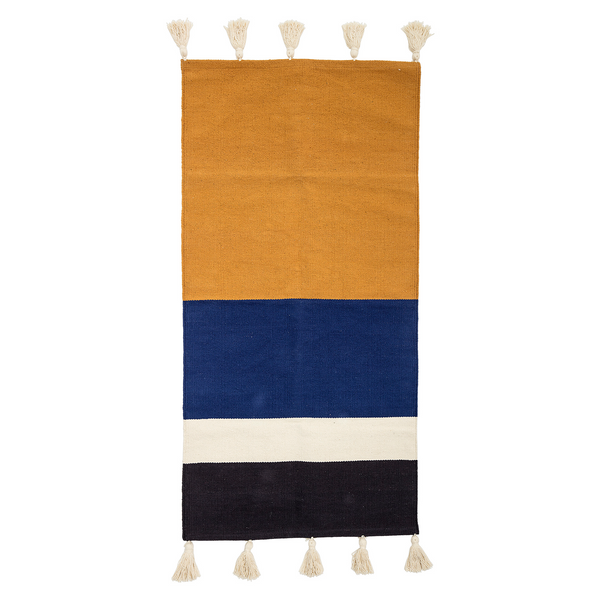 Bloomingville Colour Block Rug