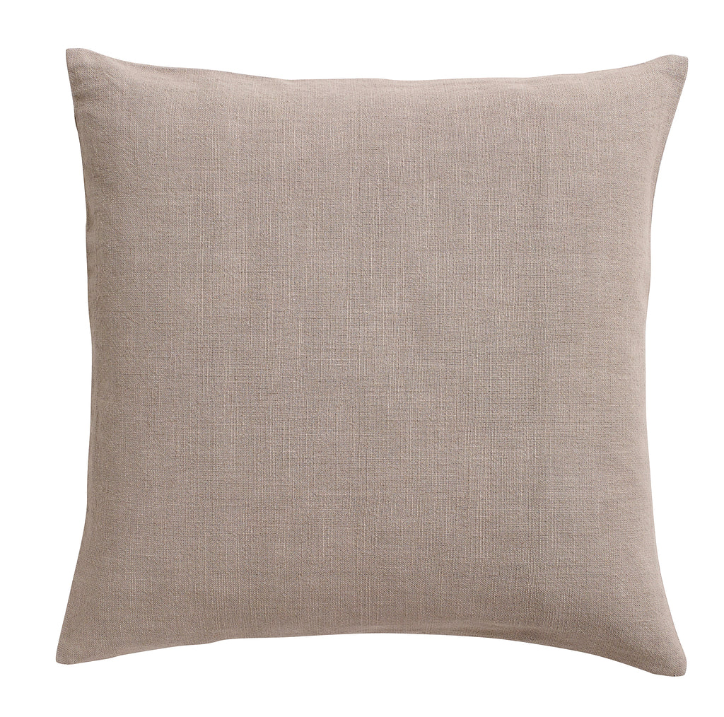 Nordal Warm Grey Linen Cushion