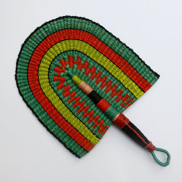 Handcrafted Woven Fans, Wall Decor - BABAFAN-17