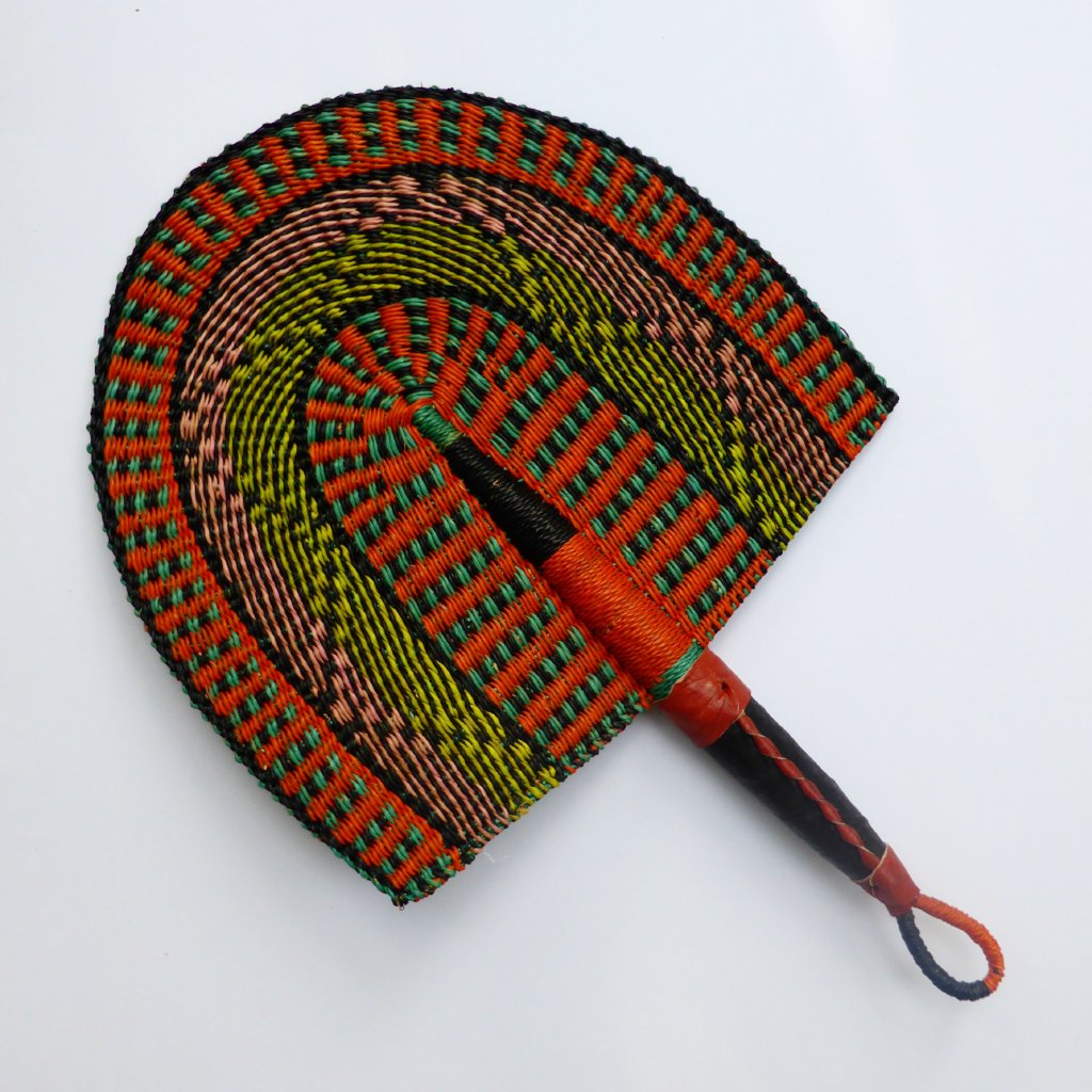 Handcrafted Woven Fans, Wall Decor - BABAFAN-20