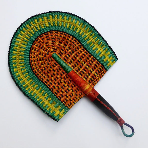 Handcrafted Woven Fans, Wall Decor - BABAFAN-21