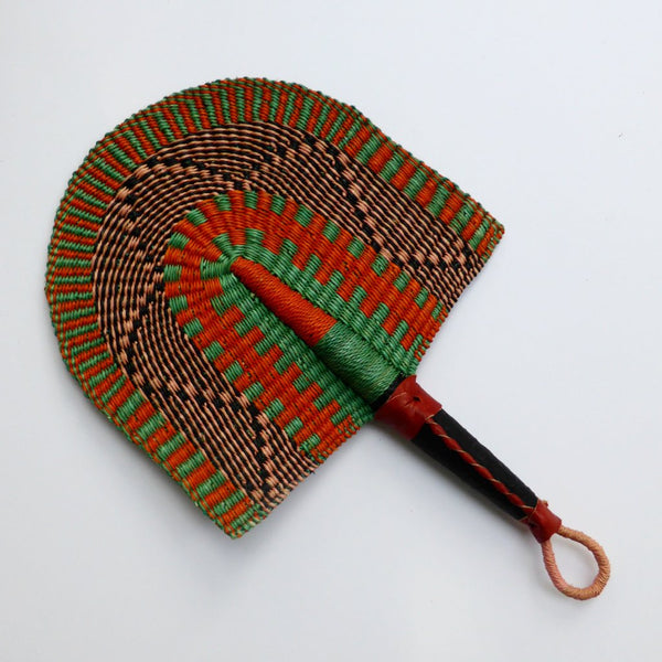Handcrafted Woven Fans, Wall Decor - BABAFAN-22