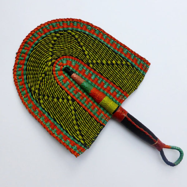 Handcrafted Woven Fans, Wall Decor - BABAFAN-24