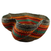 Pakurigo Wave Basket from Ghana - Bolga Basket, Storage BABAPW24