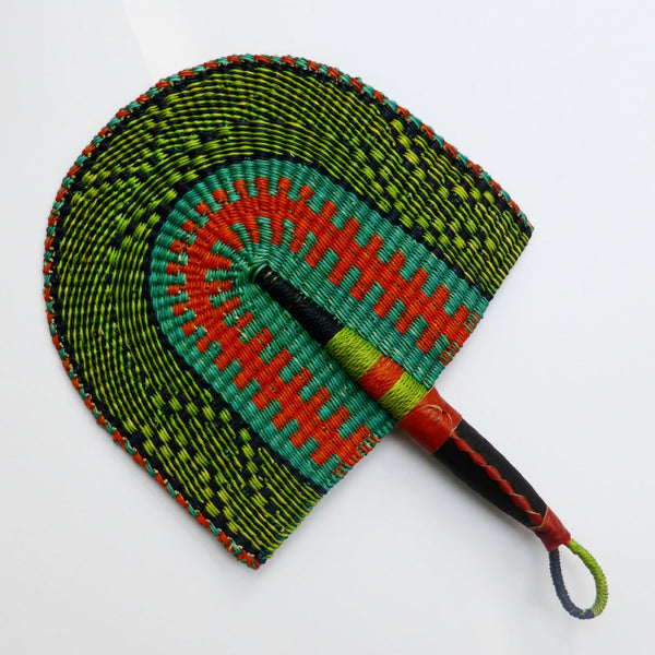 Handcrafted Woven Fans, Wall Decor - BABAFAN-18