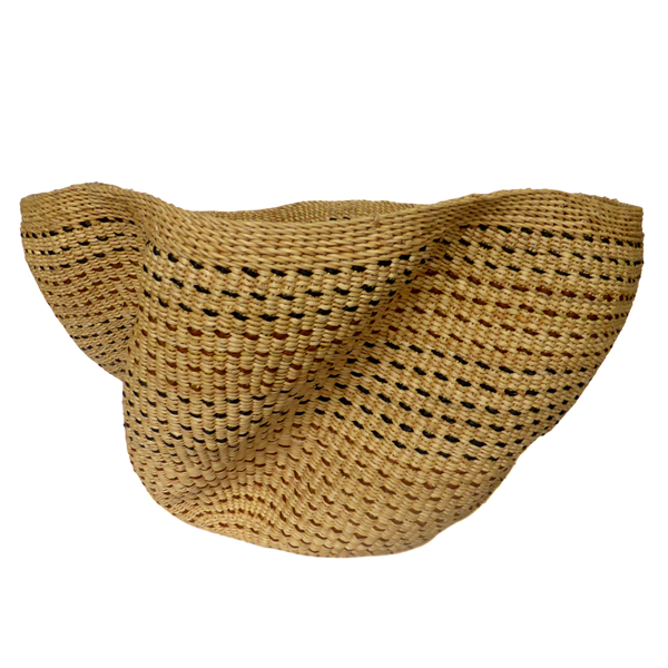 Pakurigo Wave Basket from Ghana - BABAPW16