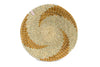 Bahari 30cm - WomenCraft Tanzania Brown Wall Baskets - Natural & Recycled Collection
