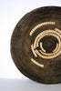 "Antique Zambian Makenge Basket 52.5cm (20 1/2"") - African Basket, Woven Basket, Wall Basket - Mak2"