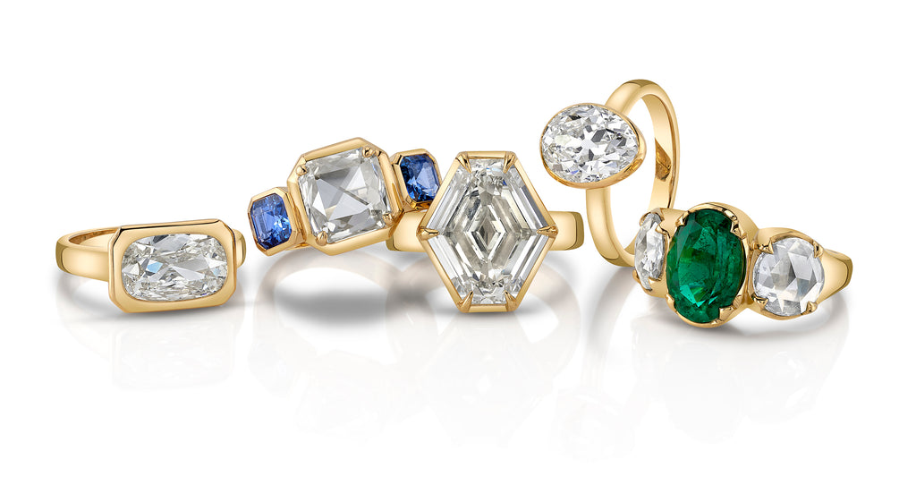 Top Engagement Ring Trends 2021