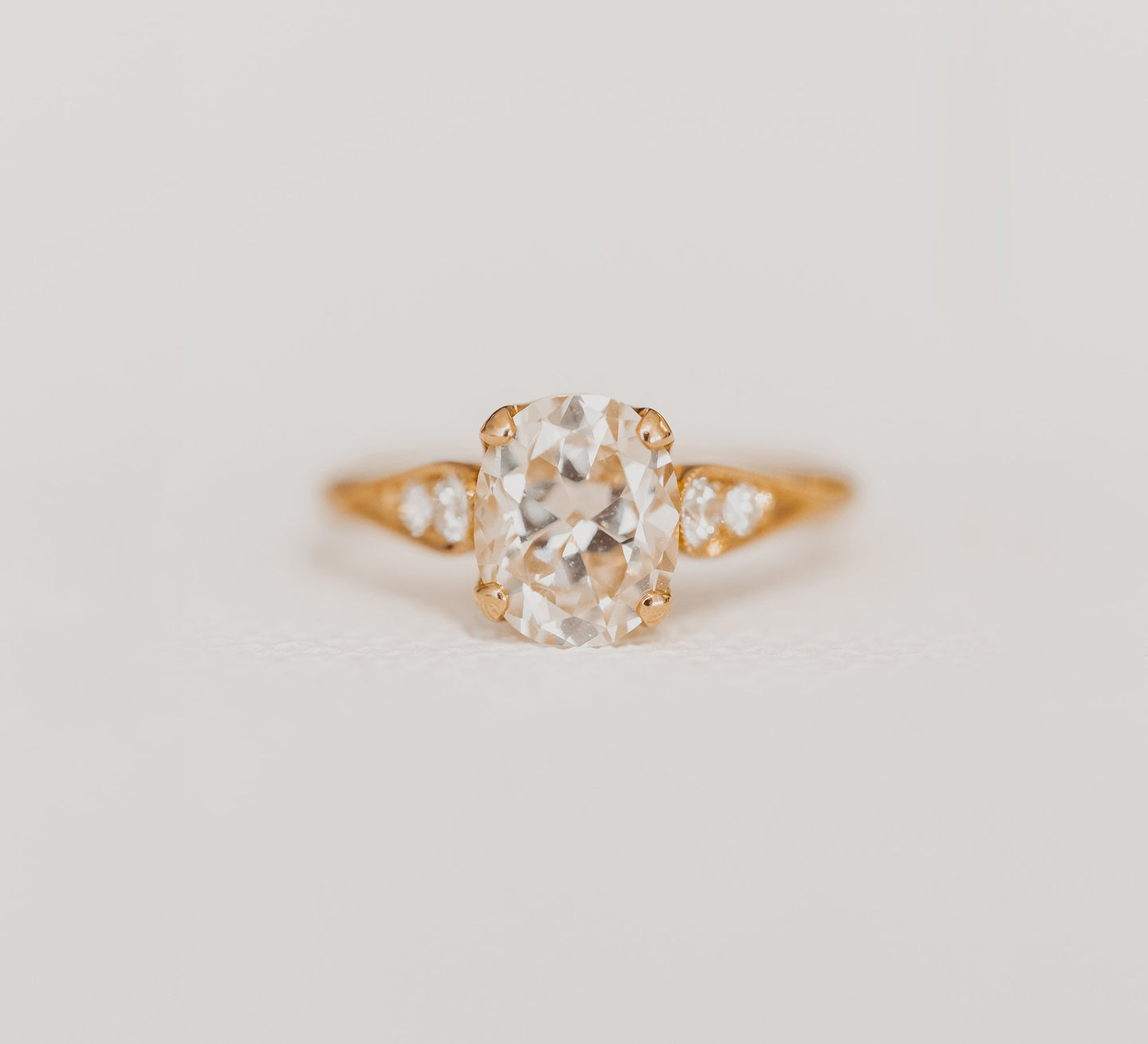Antique + Vintage Engagement Rings
