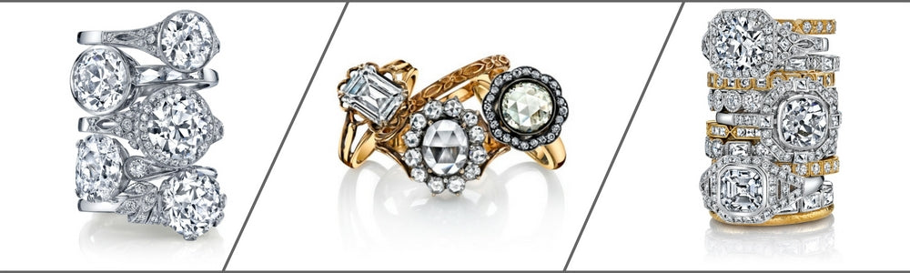 10 Vintage Style Engagement Rings You Can't Miss