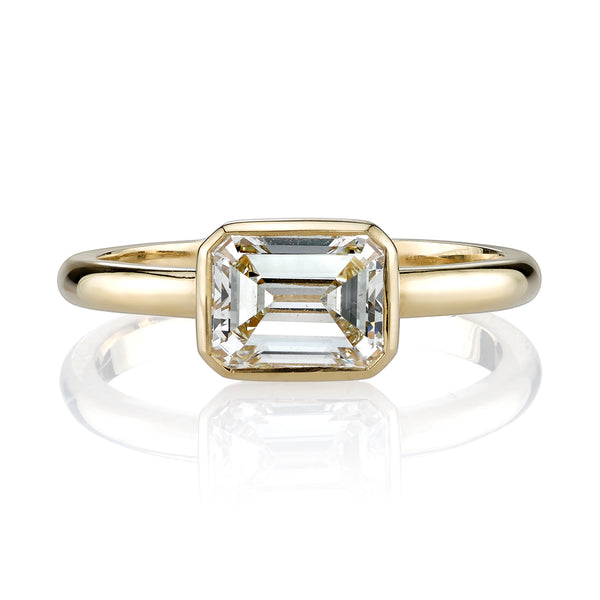 Single Stone LA - Leah Ring NLR17-2-1