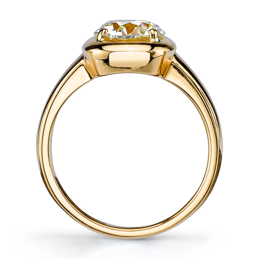 Single Stone Cori 1.34ct. Engagement Ring
