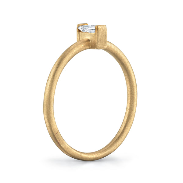 Baguette Stacking Ring