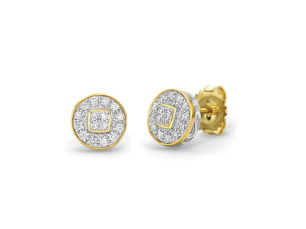 ALOR Diamond Earrings