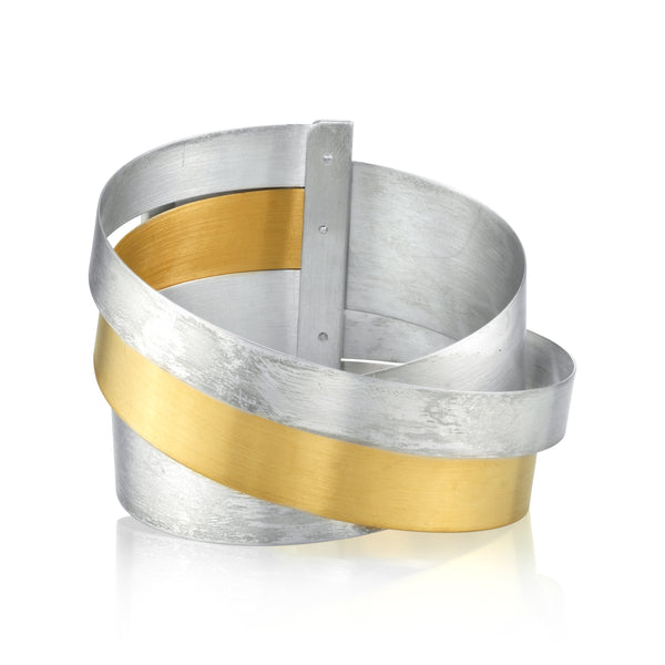 Two-Tone Layered Cuff