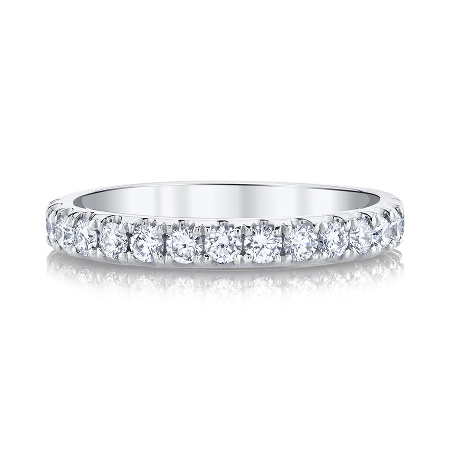 Popular White Gold Diamond Eternity Rings
