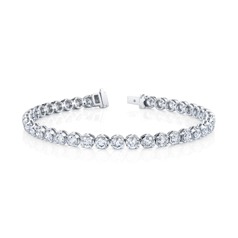 1.49 Ct. Diamond Tennis Bracelet