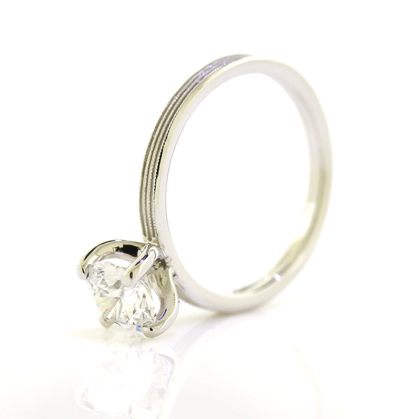 Sholdt Design Solitaire Ring