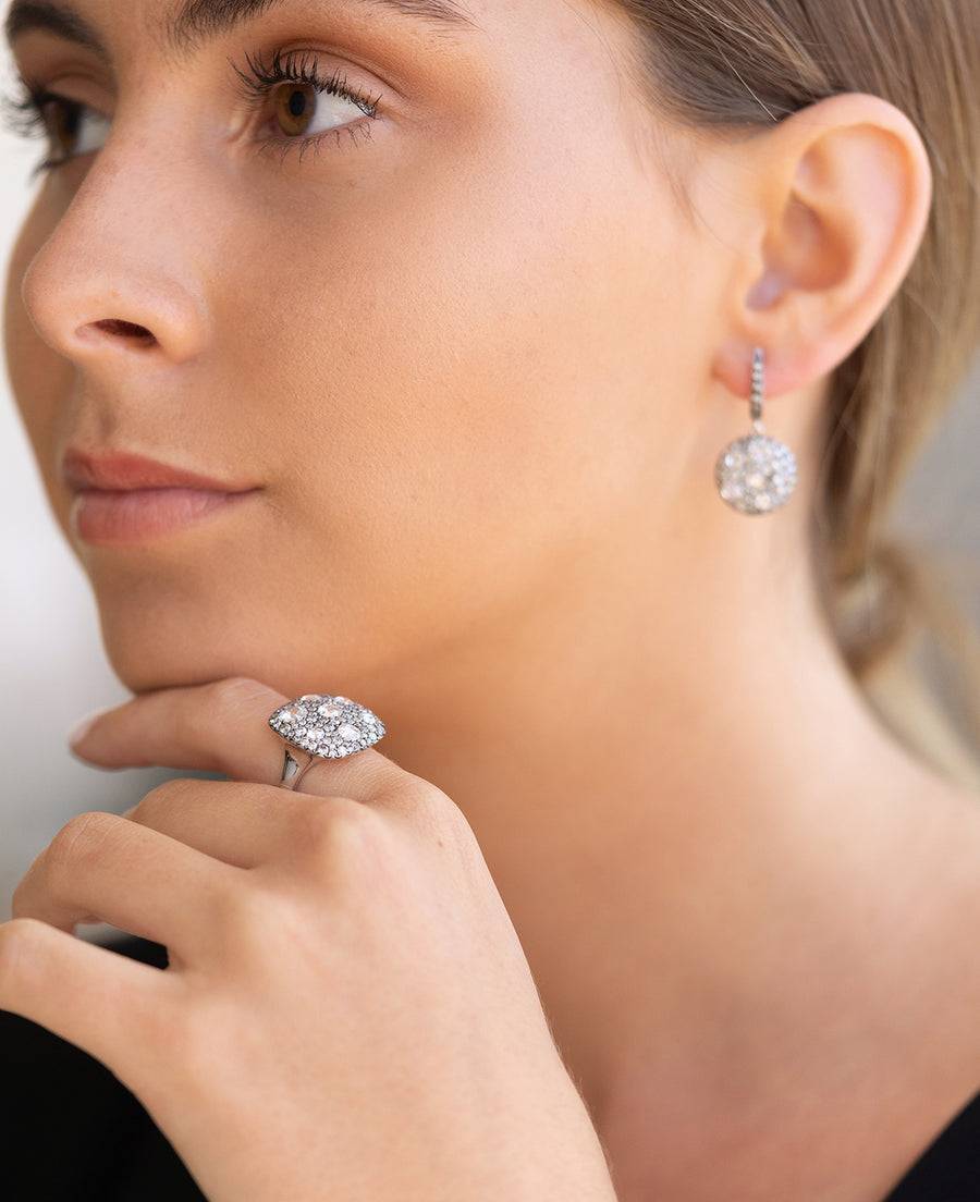 Popular Cocktail Diamond Rings