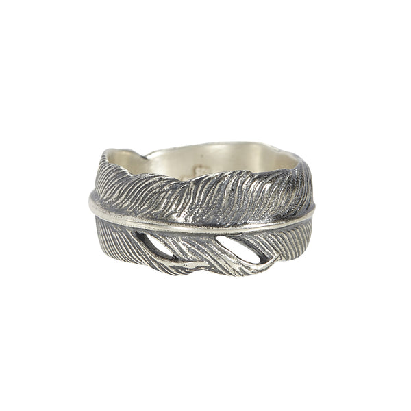 John Varvatos - Feather Ring