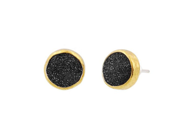 GURHAN Button Earrings