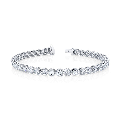 7.00 CT. Diamond Tennis Bracelet