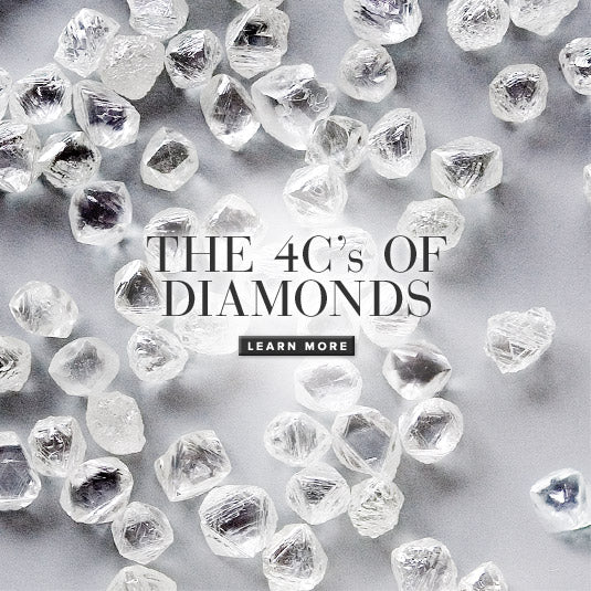 THE 4C's OF DIAMONDS