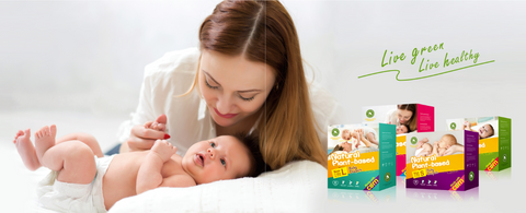 green living natural baby diapers