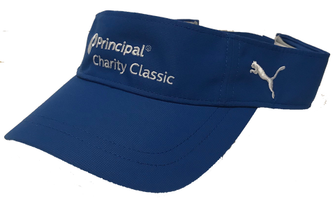 Official 2018 Principal Charity Classic volunteer visor by Cobra Puma Golf